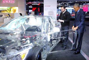 ZF está se preparando para um futuro autônomo