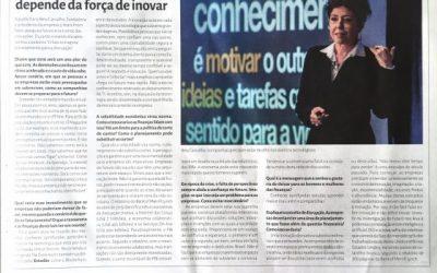 Futuro, Disrupção, Beia Carvalho e Estadão