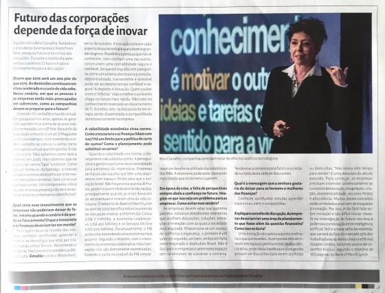 Beia-Carvalho, Estadao, Eurofinanceo Estadão, evento Eurofinance, nov 2015.