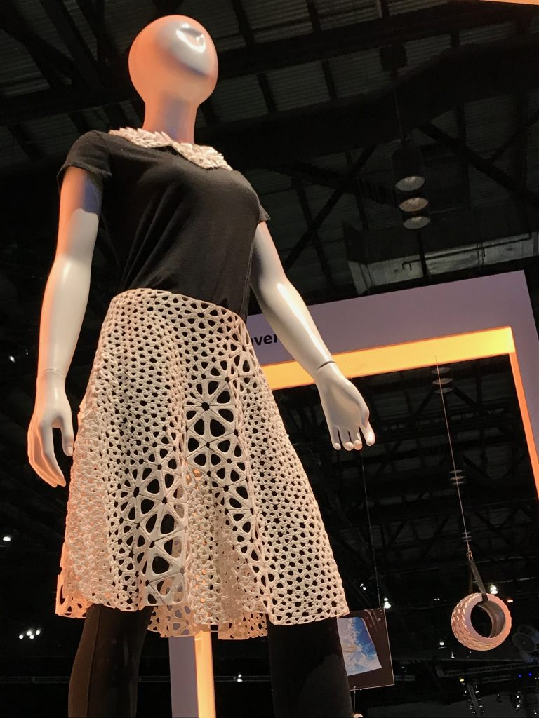 Industrial 3D Print, Sapphire Now 2017