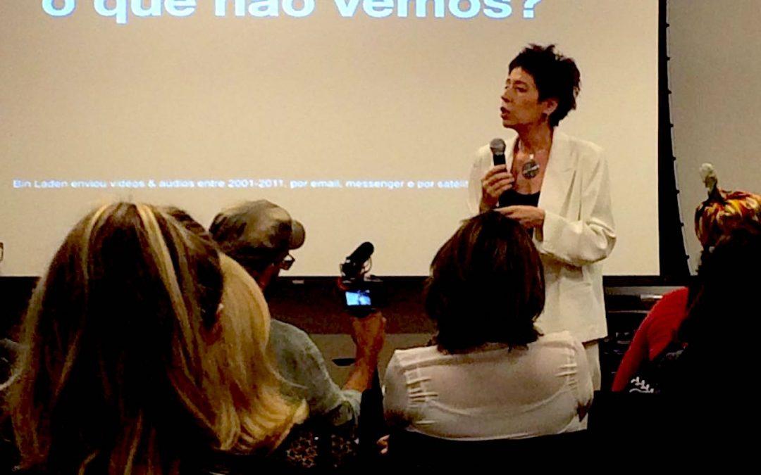 Beia Carvalho falou de Integrutopia no evento Olhares para Inovação, Ética e Integridade, dez/2017