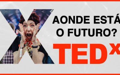 Saiu meu TEDx, é muita emoção!