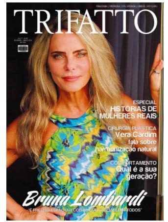 Gerações é matéria de capa da Revista Trifatto, março 2018
