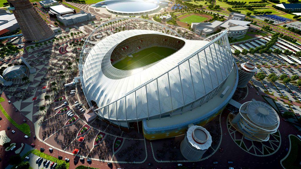 O Catar é a sede da Copa do Mundo FIFA de 2022