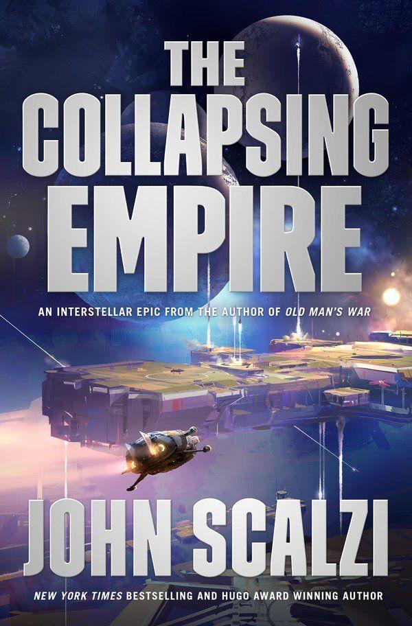 Collapsing Empire, de de John Scalzi