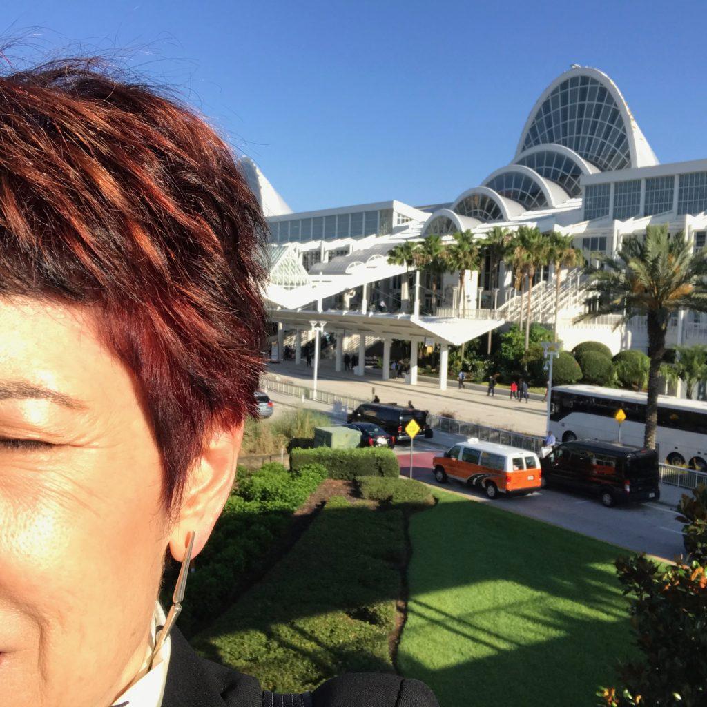 Orange County Convention Center, Orlando, EUA