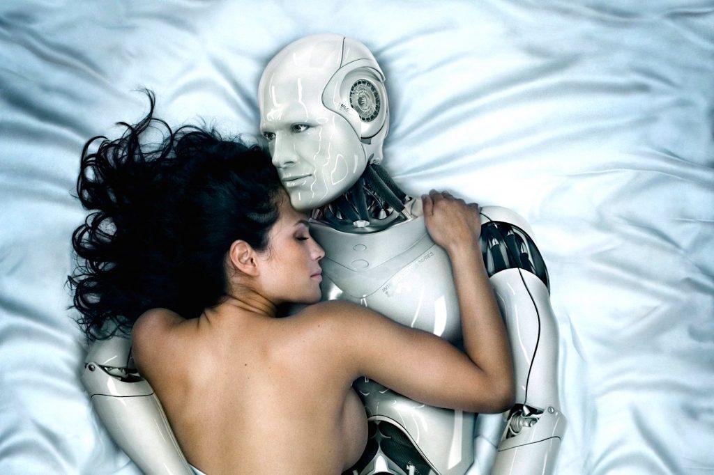 David Levy. David, autor do livro Amor e Sexo com Robôs.