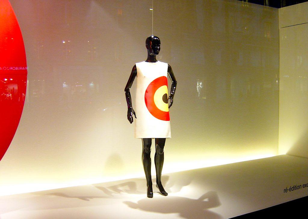 Exposição Pierre Cardin, Paris 2004
