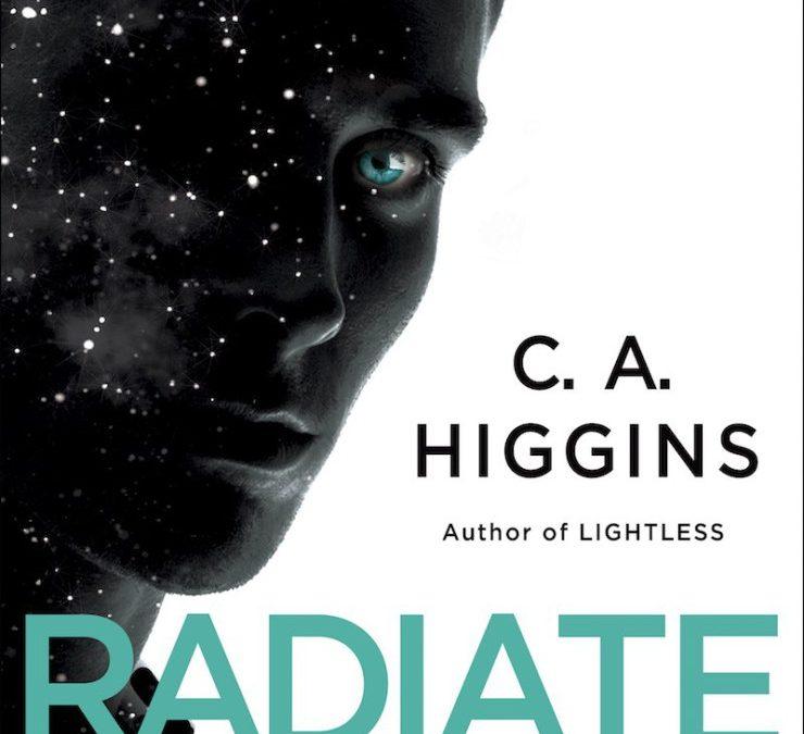 Radiate, de C.A. Higgins, sobre Inteligência Artificial