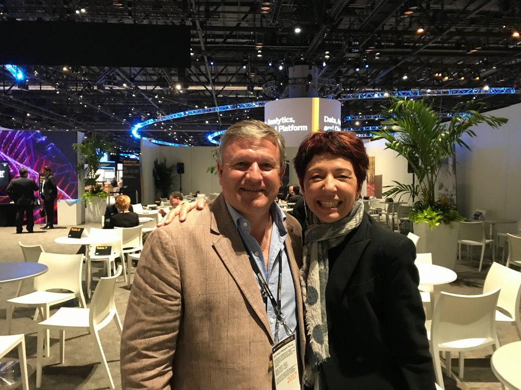 Adolfo Salvatierra, CIO das Empresas Carozzi, do Chile, um dos maiores conglomerados alimentícios da América Latina