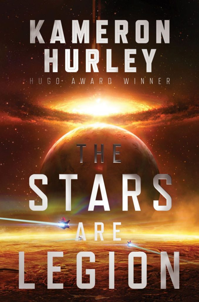 The Stars are Legion, de Kameron Hurley