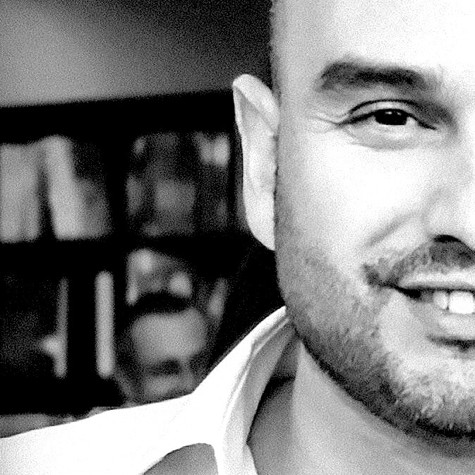 AD- DD: Domenico Massareto. Eu o conheci com essa cara e mudou a minha vida.