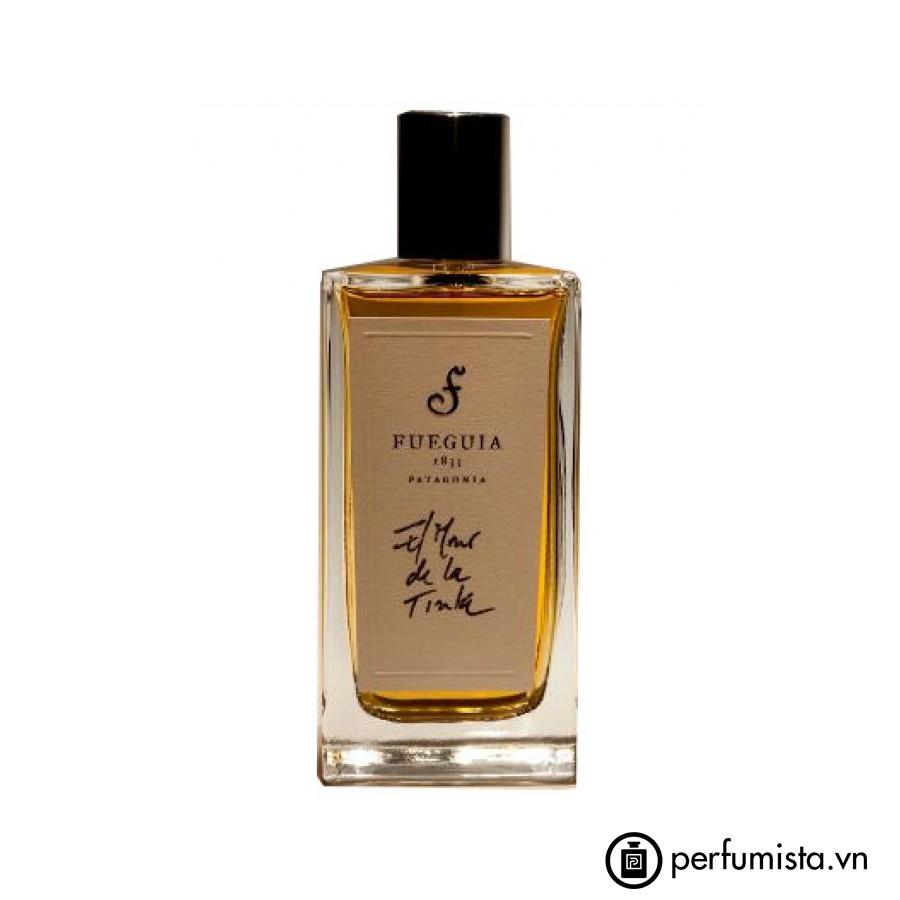 El Mono de la Tinta, best-seller da Perfumaria Fueguia 1833