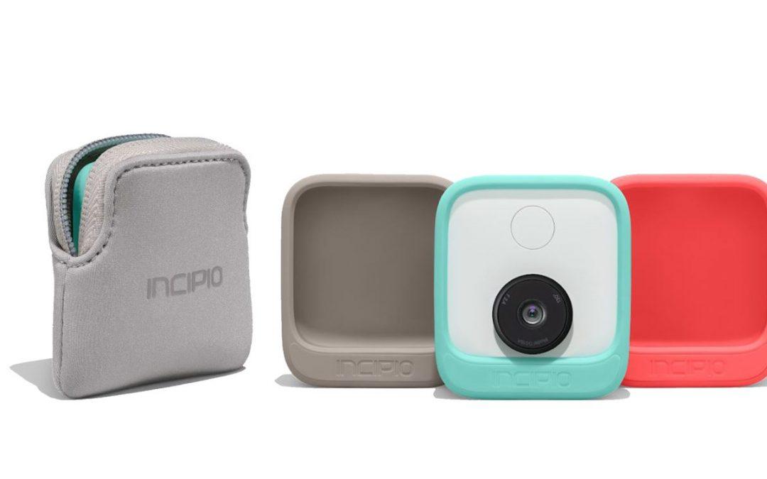 A Câmera Clips e seus acessórios