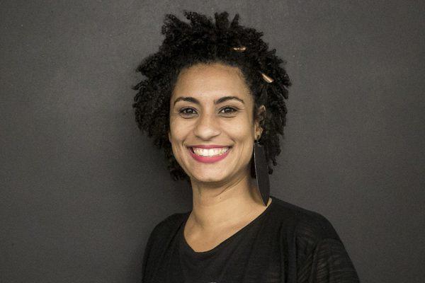 Marielle Franco, vereadora, mulher, mãe, negra, socióloga, feminista, militante dos direitos humanos e política brasileira, assassinada no dia do meu aniversário: 14 de março. 1979-2018