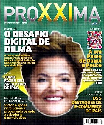Matéria de Capa: Como serão os próximos 5 anos da Internet segundo quem sabe e faz: Beia Carvalho