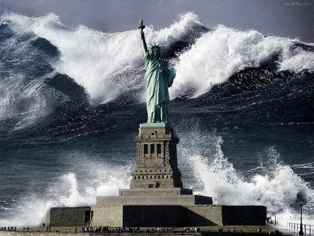 Tsunami em New York? Ficção ou Possibilidade?