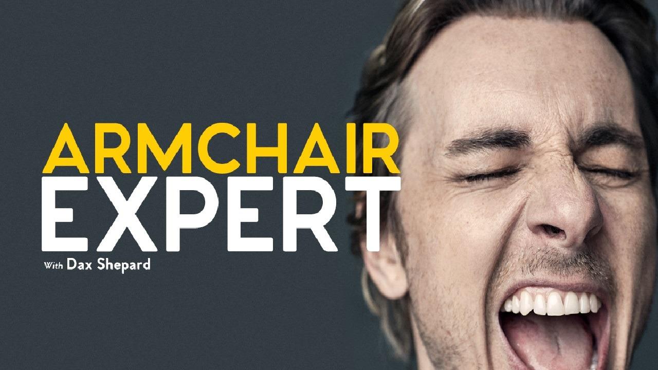 Podcast Armchair Expert com Dax Shepard